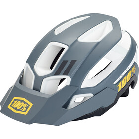 100% Altec Helmet charcoal